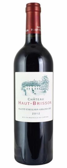 2016 Haut Brisson Bordeaux Blend