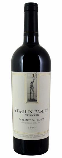 1998 Staglin Family Vineyard Cabernet Sauvignon