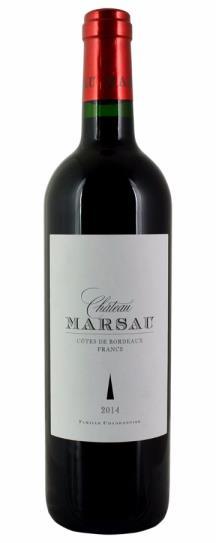 2014 Marsau Bordeaux Blend