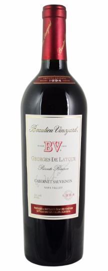 1997 Beaulieu Cabernet Sauvignon Private Reserve Georges de Latour