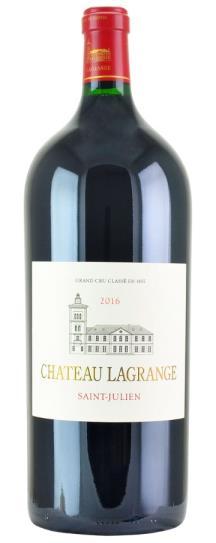 2016 Lagrange St Julien