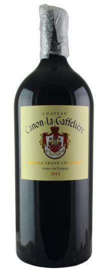 2015 Canon la Gaffeliere Bordeaux Blend