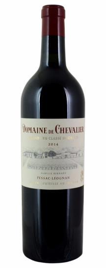 2017 Domaine de Chevalier Bordeaux Blend