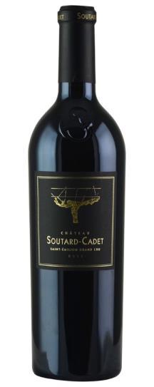 2015 Soutard Cadet Bordeaux Blend