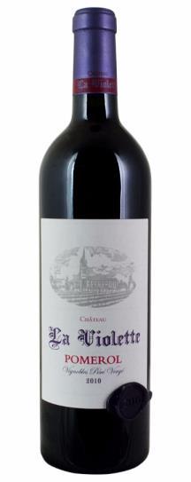 2010 La Violette Bordeaux Blend