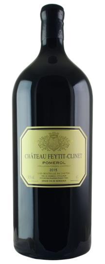 2015 Feytit Clinet Bordeaux Blend
