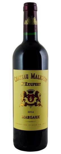 2014 Malescot-St-Exupery Bordeaux Blend