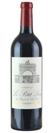 2008 Le Petit Lion du Marquis de Las Cases Bordeaux Blend