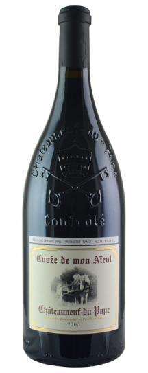 2005 Pierre Usseglio Chateauneuf du Pape Cuvee de Mon Aieul