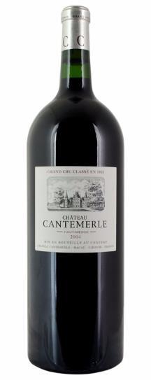 2004 Cantemerle Bordeaux Blend