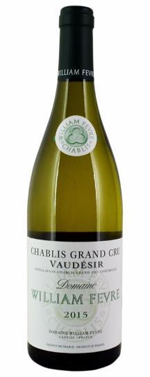 2018 Domaine William Fevre Chablis Vaudesir Grand Cru
