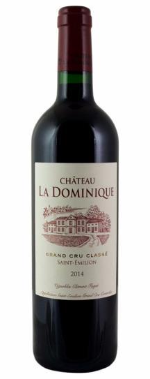 2015 Dominique, La Bordeaux Blend