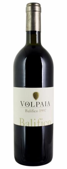 1997 Castello di Volpaia Balifico Vino da Tavola
