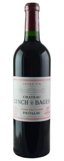 2008 Lynch Bages Bordeaux Blend