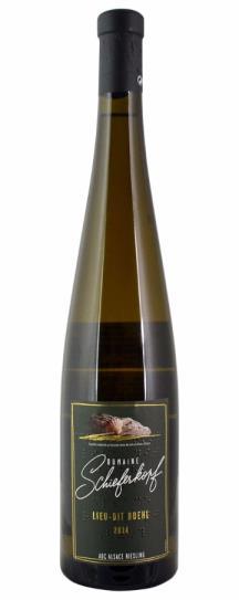 2014 Schieferkopf (Chapoutier) Riesling Lieu-Dit Buehl