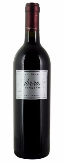 1997 Silverado Vineyards Cabernet Sauvignon Limited Reserve