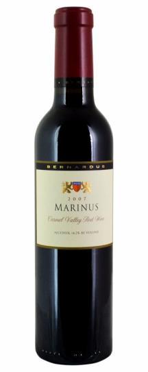2007 Bernardus Marinus Proprietary Red Wine