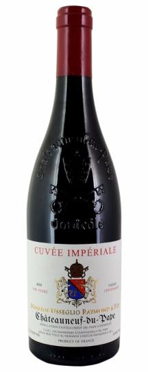 2010 Domaine Raymond Usseglio Chateauneuf du Pape Cuvee Imperiale
