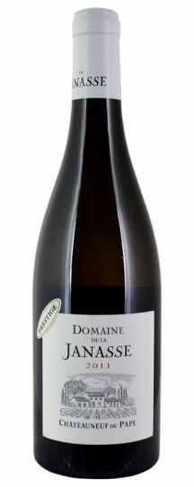 2011 Domaine de la Janasse Chateauneuf du Pape Cuvee Prestige Blanc