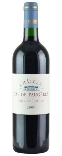 2005 Cap de Faugeres Bordeaux Blend