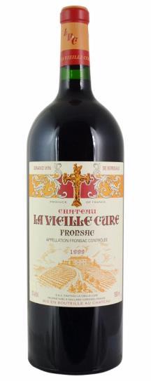 1999 La Vieille Cure Bordeaux Blend