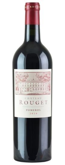2018 Rouget Bordeaux Blend