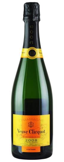 2008 Veuve Clicquot Brut
