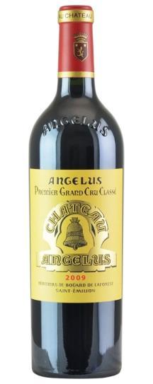 2010 Angelus Bordeaux Blend