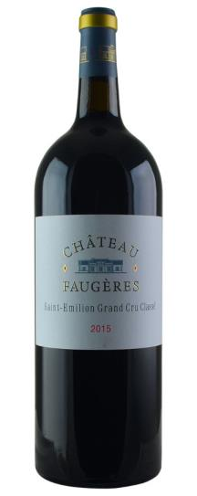 2015 Faugeres Bordeaux Blend