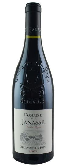 2010 Domaine de la Janasse Chateauneuf du Pape Vieilles Vignes