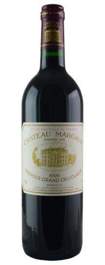 1999 Chateau Margaux Bordeaux Blend