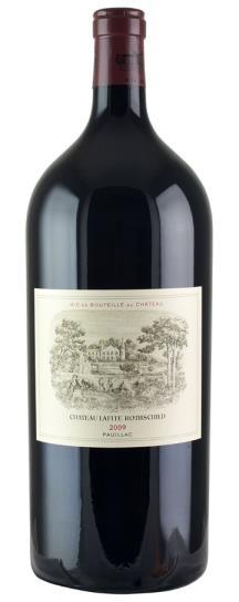 2009 Lafite-Rothschild Bordeaux Blend