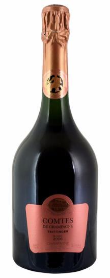 2007 Taittinger Comtes de Champagne Rose