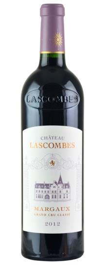 2012 Lascombes Bordeaux Blend