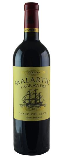 2014 Malartic-Lagraviere Bordeaux Blend