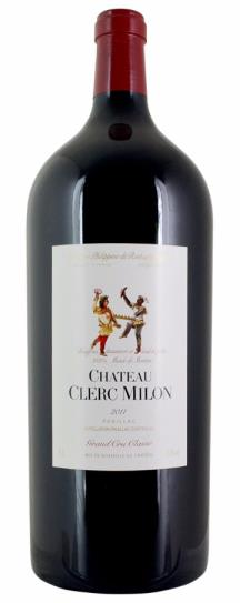 2011 Clerc Milon Bordeaux Blend