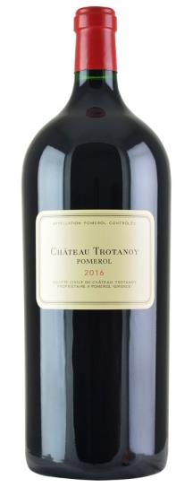 2016 Trotanoy Bordeaux Blend