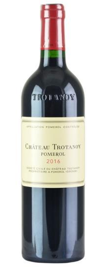 2018 Trotanoy Bordeaux Blend