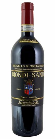 2007 Biondi Santi Brunello di Montalcino
