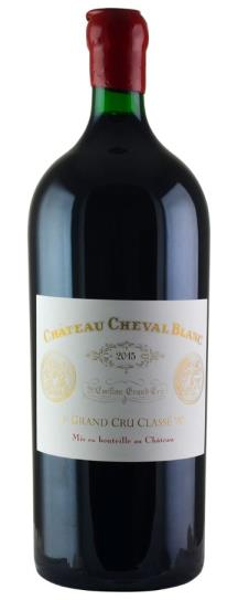 2015 Cheval Blanc Bordeaux Blend