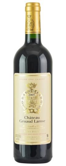 2005 Gruaud Larose Bordeaux Blend