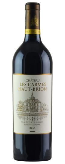 2016 Les Carmes Haut Brion Bordeaux Blend
