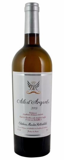 2013 Aile d'Argent Bordeaux Blanc