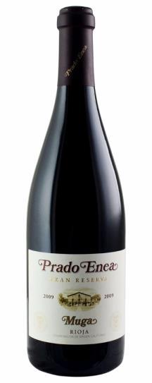 2010 Muga Rioja Gran Reserva Prado Enea
