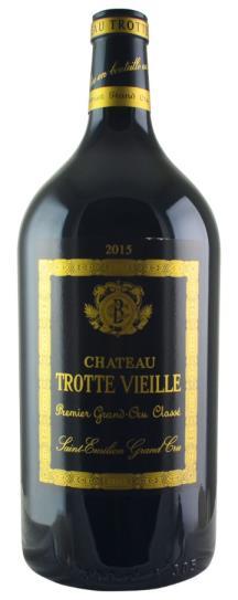 2015 Trottevieille Bordeaux Blend