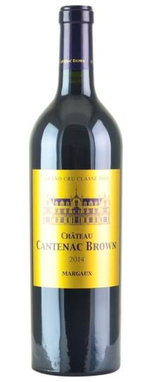 2020 Cantenac Brown Bordeaux Blend