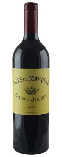 2015 Clos du Marquis Bordeaux Blend