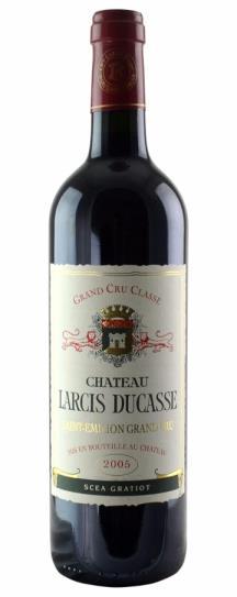 2005 Larcis-Ducasse Bordeaux Blend