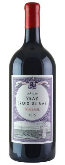 2015 Vraye-Croix-de-Gay Bordeaux Blend