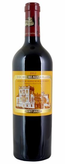 2012 Ducru Beaucaillou Bordeaux Blend